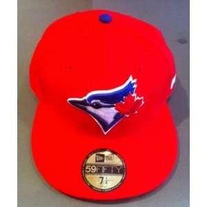2012 Toronto Blue Jays New Logo Red Scarlet Custom New Era Cap Hat 7 1