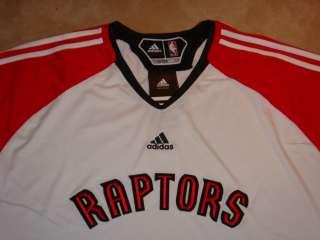 NBA TORONTO RAPTORS WARM UP LONGSLEEVE JERSEY 3XT