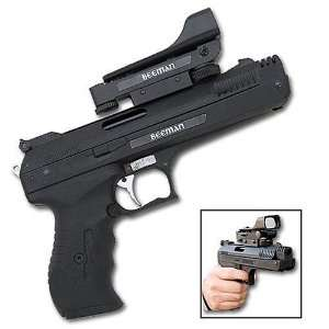Beeman Combat Pistol: Sports & Outdoors