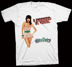 KATY PERRY T Shirt LADY GAGA TAYLOR SWIFT PINK lp cd