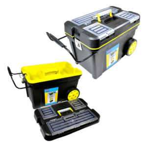 BOLTON TOOLS Consumer Storage Pro Mobile Tool Chest Box with Wheels 88