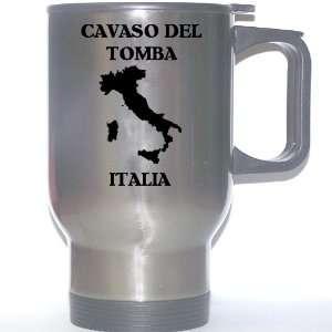 (Italia)   CAVASO DEL TOMBA Stainless Steel Mug