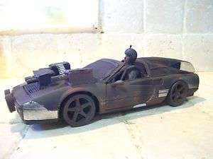 18 DEATH RACE Ferrari Custom Battle Damage Ut Mad Max UNRESTORED