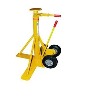 VESTIL Big Foot Trailer Stabilizer Jacks   Yellow