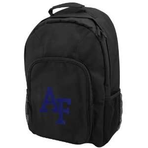 NCAA Air Force Falcons Black Domestic Backpack Sports