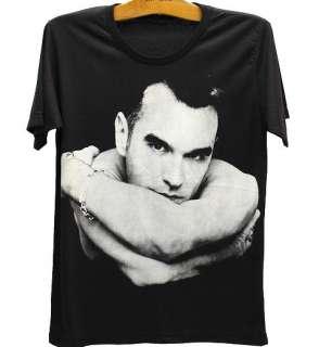 MORRISSEY The Smiths 80s VTG Punk Rock T Shirt S/M
