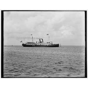 S.S. Miami,Biscayne Bay,Miami,Fla.