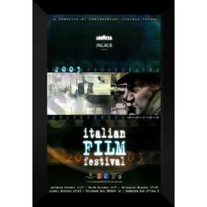 Italian Film Festival 27x40 FRAMED Movie Poster   B