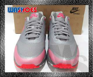 Product Name Nike Air Max 1 HYP PRM Neutral Grey/Solar Red US 6~12