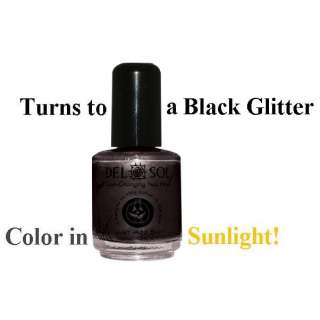 ѼѼ Del Sol Ѽ Color Changing Nail Polish Ѽ Halloween ѼѼ