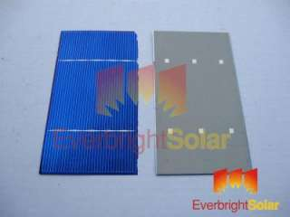 100 pcs 3x6 Solar Cells DIY Solar Panels Kit Untabbed Grade B Best
