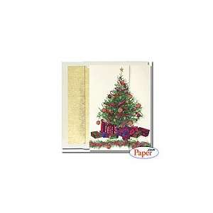 Century Collections   Gifts under Tree   8 x 5 3/4   18