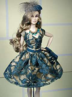 Tess Creations ooak outfit for Fashion Royalty
