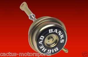 Banks Big Head Wastegate 2001 2004 Chevy Silverado/GMC Sierra 6.6L