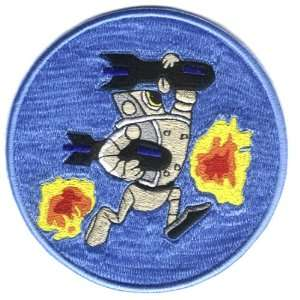 452nd Bomb Squadron 4.75 Patch Blue