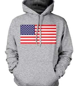 USA Flag National Pride American Pride U.S.A. Red,White & Blue   Mens
