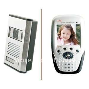 video door phone with 2.5 color tft lcd monitor: Camera & Photo