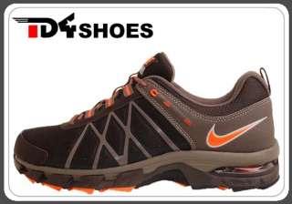 Nike Air Trail Ridge 2 CHN Brown Orange Mens 2011 Trail Running Shoes