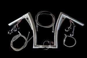 Ape Hangers Apes Bonanza Z Bars Harley Sportster