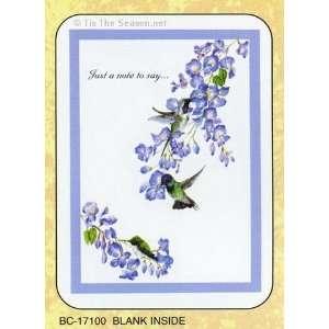 Bird Blank Note Card by Bronwen Ross   Set of 6