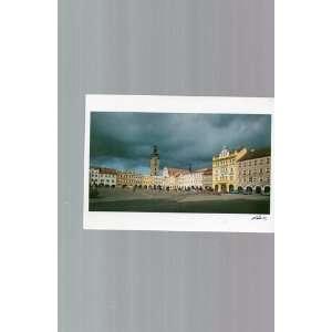 BUDEJOVICE, Foto Mida Ceske Budejovice, Protisk, art nouveau edice