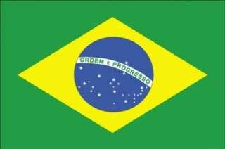 BRAZIL BRAZILIAN VINYL FLAG DECAL / STICKER***