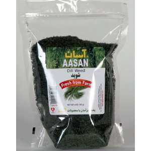 AASAN Dill Weed (Shevid), 4oz   Pack of: Grocery & Gourmet Food