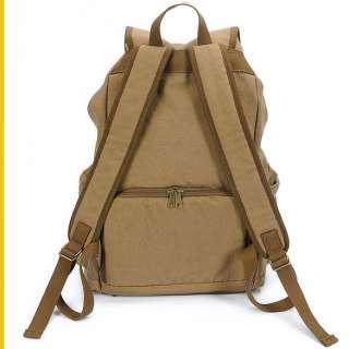 DSLR SLR Camera Laptop Canvas Backpack bag for Sony Canon Nikon