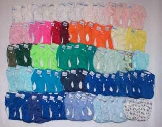 Fuzzi Bunz Cloth Diapers Small, Medium, Large, Petite