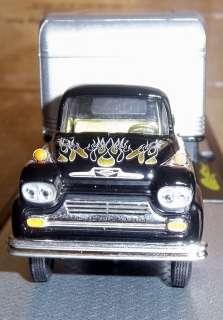 M2 Machines Auto Haulers Hobby 1 1958 Chevrolet Truck 1957 Chevy