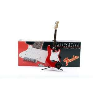GMP 1/3 Fender Stratocaster Guitar Replica   Red Toys