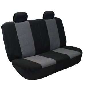 FH FB062012 Classic Corduroy Bench Seat Covers, Airbag compatible and