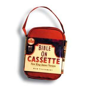 NKJV Bible on Cassette   New Testament 12 Cassettes