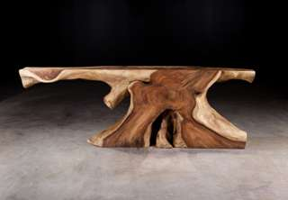 95 L Chamcha Solid Wood console table contemporary modern unique