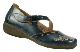 Spring Step Juniper Comfort Leather Mary Janes Womens Shoes All Sizes