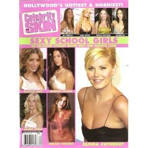 Celebrity Skin Magazine #170 Paris Hilton, Megan Fox: