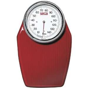 Seca 760 Big Dial Red Scale Sports & Outdoors
