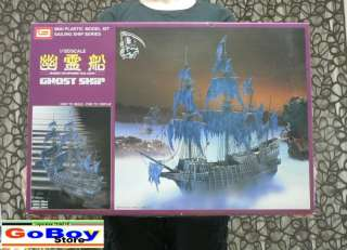 GHOST SHIP 1/100 BIG MODEL KIT IMAI JAPAN |
