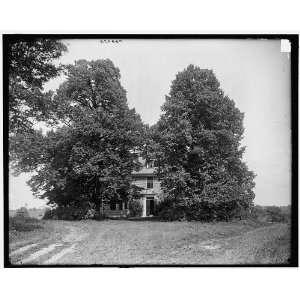 Sparhawk House near Kittery Point,Kittery Point,Me. Home