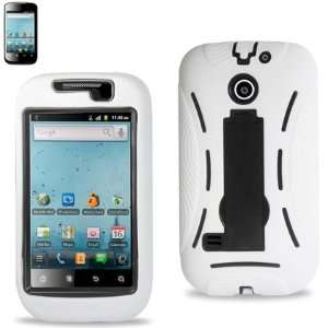 (super Cover) Hard Case for Huawei Ascend II M865 White W