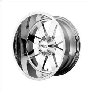 Moto Metal MO962 18x9 Chrome Wheel / Rim 8x170 with a 0mm Offset and a