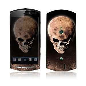 Sony Ericsson Xperia Neo and Neo V Decal Skin   Bad Moon