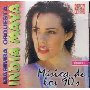 Musica De Los 90s MARIMBA ORQUESTA INDIA MAYA Music