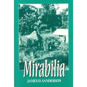 Mirabilia (9781884787010) James Dean Sanderson Books