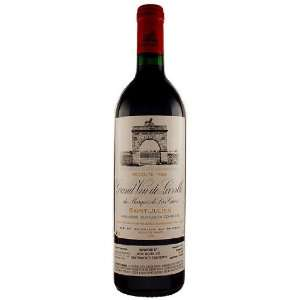 1989 Léoville Las Cases, St Julien (soiled & mildewed labels, some