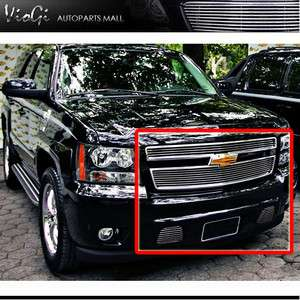 07 10 Chevy Tahoe Suburban Combo Billet Grill Grille