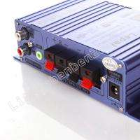 NEW Home Hi Fi Audio Stereo Car Digital Power Amplifier AMP Blue
