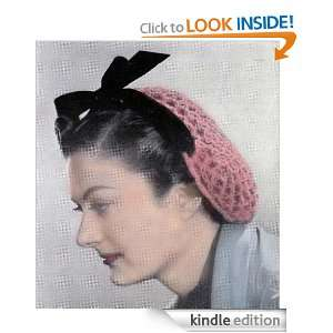 Love Knot Snood Vintage Crochet Pattern EBook Download: unknown