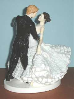Royal Doulton Dance The Slow Waltz Couple Limited Edition Figurine