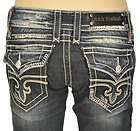 Rock Revival Jen Bootcut Jeans with Button Pockets (NWT) Sizes 29, 30